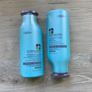 New Pureology Strength Cure Shampoo & Conditioner